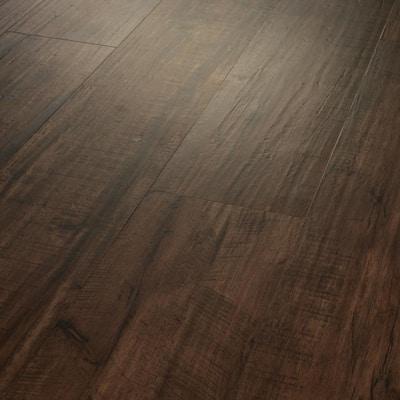 Breckenridge 7 in. W Bayou Click Lock Luxury Vinyl Plank Flooring (18.68 sq. ft./case)