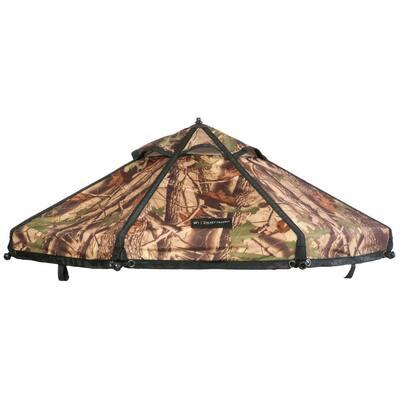 Dark Forest Polyester Canopy for 5 ft. Pet Gazebo