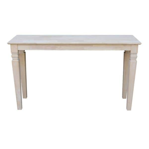 International Concepts Java 52 In, Unfinished Furniture Spokane