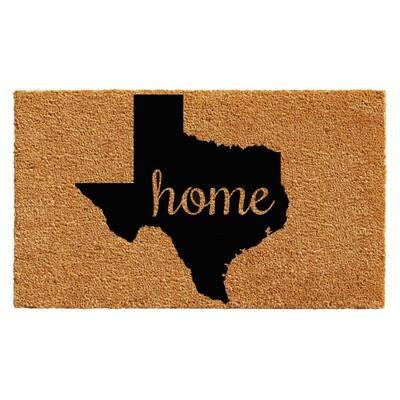 Texas Door Mat 18 in. x 30 in.