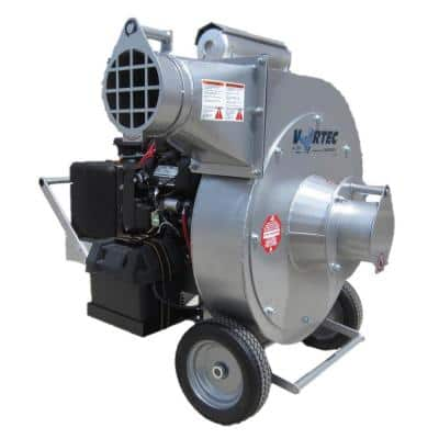 Beast 6 in. Insulation Removal and Power Vacuum with Honda Engine