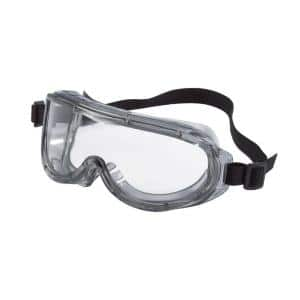 Professional Chemical Splash/Impact Safety Goggles (Case of 4)