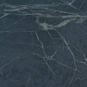 3 in. x 3 in. Granite Countertop Sample in Black Soapstone