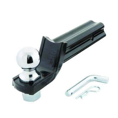 """Class III """"X"""" Mount Starter Kit with 2 in. Ball and 5/8 in. Standard Pin, 2 in. Drop x 3/4 in. Rise 5000 lb."""