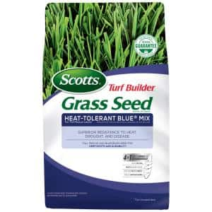 Turf Builder 20 lbs. Heat-Tolerant Blue Mix Grass Seed