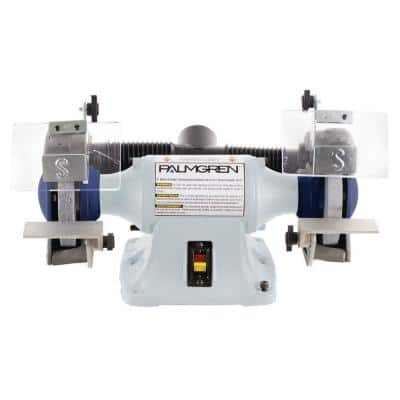 6 in. Bench Grinder with Dust Collector