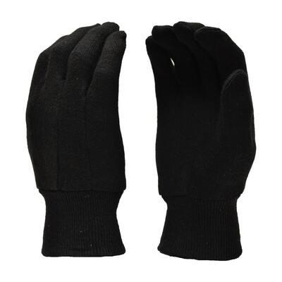Large Jersey Gloves in Regular Brown (300-Case)