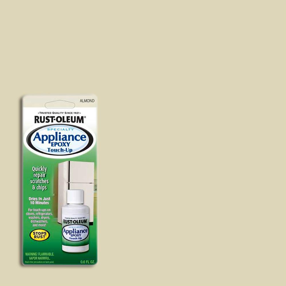 0.6 oz. Gloss Almond Appliance Epoxy Touch-Up Paint