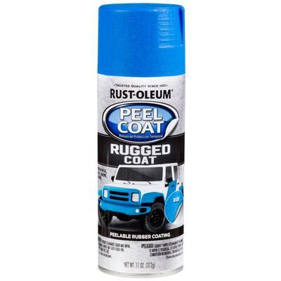 11 oz. Peel Coat Rugged Coat Blue Peelable Rubber Coating Spray Paint (6-Pack)