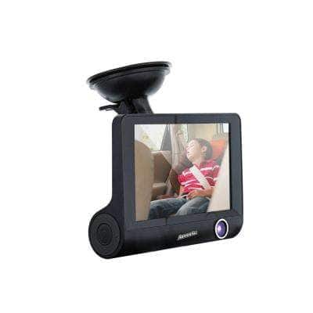 High Definition 1080p Dual Dashboard Camera