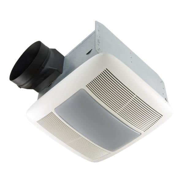 Broan Nutone Qt Series 110 Cfm Ceiling, Most Quiet Bathroom Fan