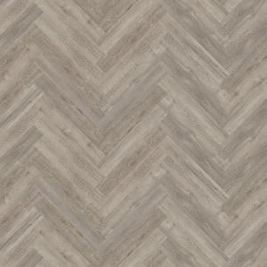 Biscayne Oak 4.72 in. W x 28.35 in. L Herringbone Luxury Vinyl Plank Flooring (22.31 sq. ft. / case)