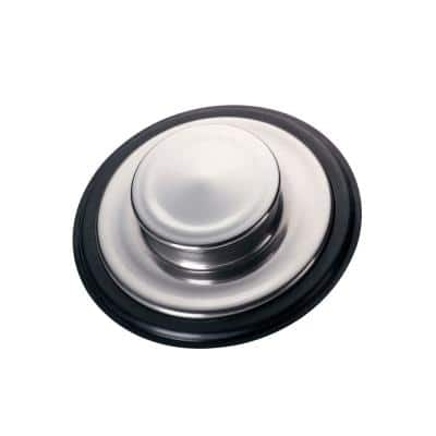 Sink Stopper in Stainless Steel for InSinkErator Garbage Disposals