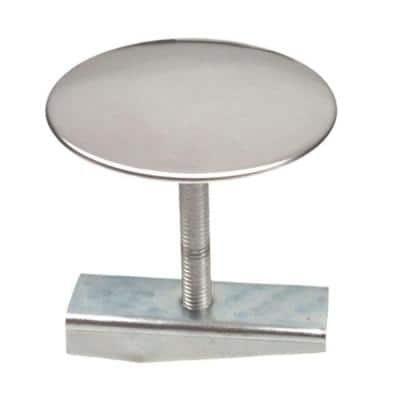 1-3/4 in. Bolt Style Sink Hole Cover in Chrome