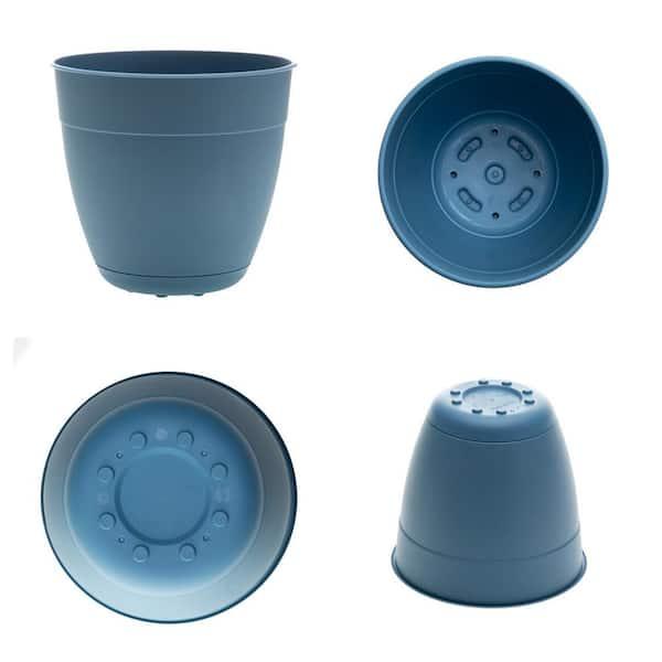 ocean blue planter