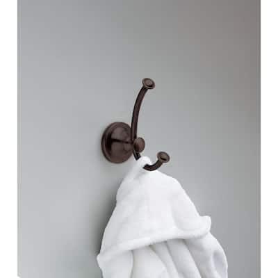 Silverton Towel Hook in Venetian Bronze