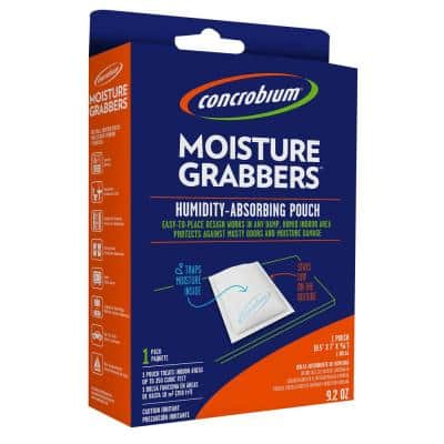 9.2 oz. Moisture Grabbers Humidity Absorbing Pouch