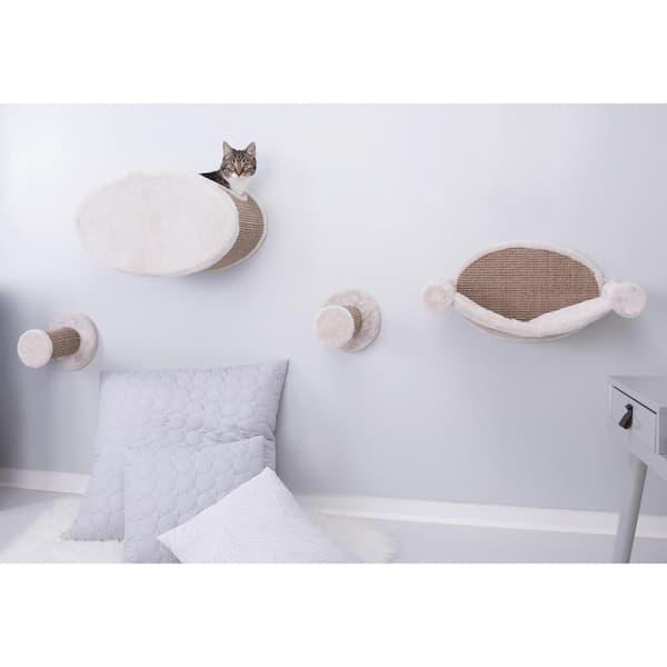 Brown Cat Pet Blanket Pet Bedding Hunter Green /& Cream
