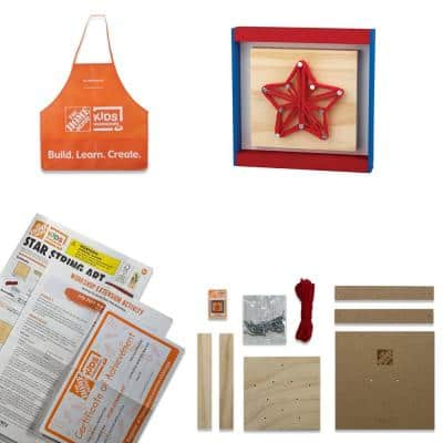 Star String Art Kit Pack