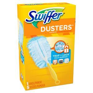 Microfiber Dusters Starter Kit