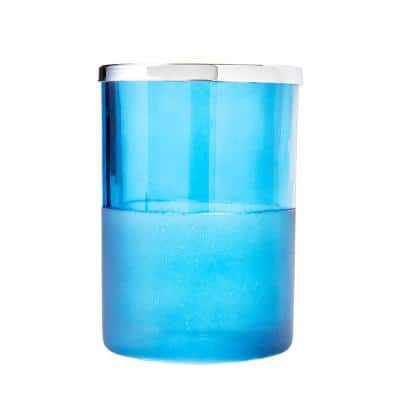 Ombre Freestanding Toothbrush Holder in Teal