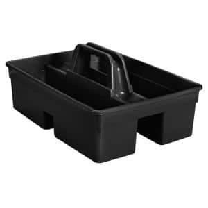 Black Divided Carry Caddy