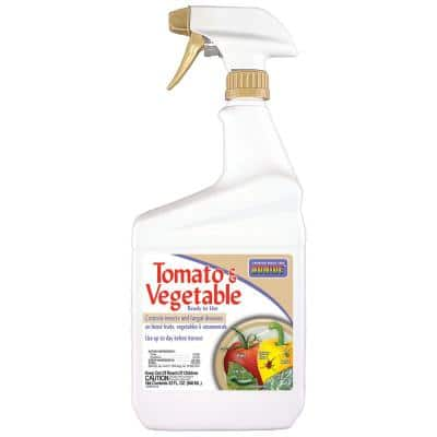 32 oz Tomato & Vegetable 3-in-1 Ready To Use