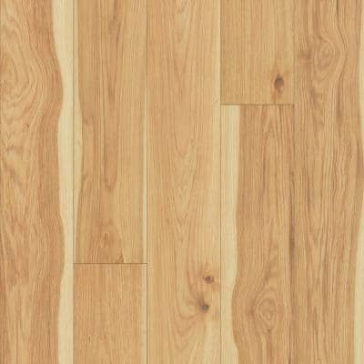 Outlast+ 6.14 in. W Arden Blonde Hickory Waterproof Laminate Wood Flooring (16.12 sq. ft./case)