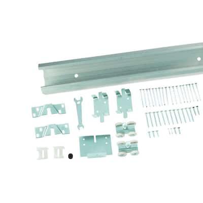 Pocket Door Track and Hardware Set