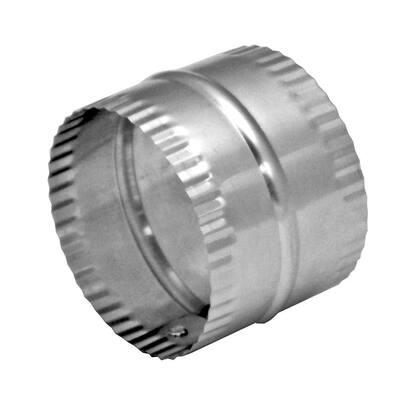 4 in. Aluminum Duct Connector