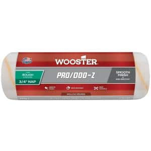 9 in. x 3/4 in. Pro/Doo-Z High-Density Woven Roller Cover