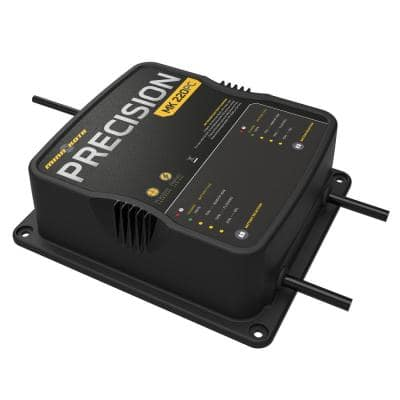 10 Amp Precision On-Board Battery Charger - 2 Bank