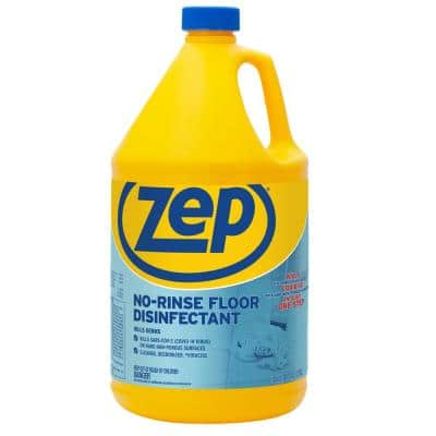 128 oz. No-Rinse Floor Disinfectant Cleaner