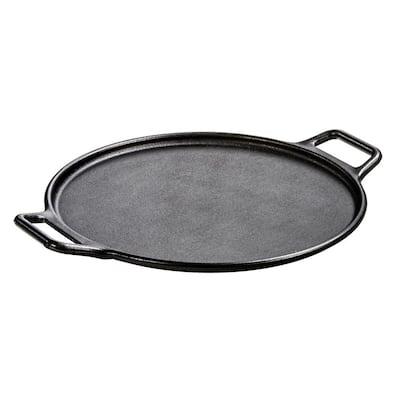 Cast Iron Pizza Baking Pan