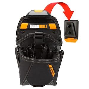 15-Pocket Specialist Drill Holster in Black