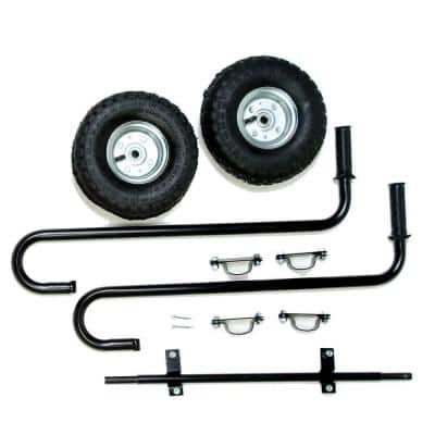Universal Wheel Kit for Generators and Water Pumps