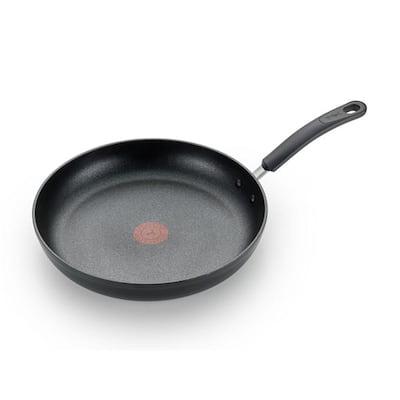ProGrade 10.5 in. Titanium Nonstick Frying Pan in Black