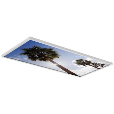 Tree 001 2 ft. x 4 ft. Fluorescent Light Filters