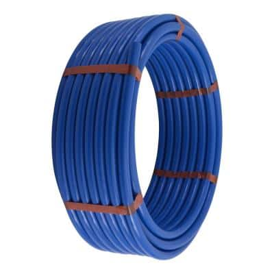 3/4 in. x 100 ft. Coil PEX-A Blue Pipe