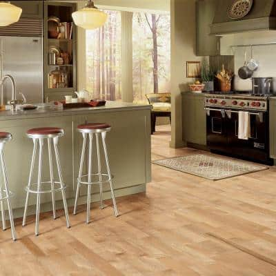 American Originals Country Natural Maple 3/4 in. T x 3-1/4 in. W x Varying L Solid Hardwood Flooring (22 sq. ft. /case)