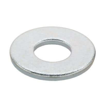 #10 Zinc Flat Washer (100-Pack)