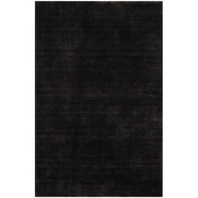 Himalaya Black 3 ft. x 5 ft. Area Rug