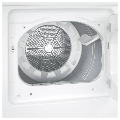6.2 cu. ft. 120 Volt White Gas Vented Dryer