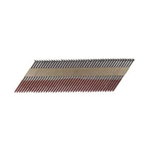 2-3/8 in. x 0.113 Paper Tape Collated Bright Ring Shank Framing Nails (500 per Box)