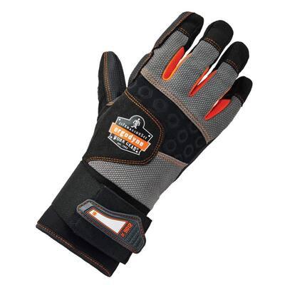 ProFlex Medium Certified Anti-Vibration and Wrist Support Work Gloves