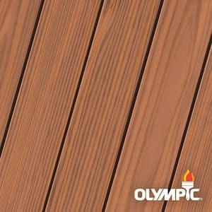 Maximum 1 gal. Redwood Semi-Transparent Exterior Stain and Sealant in One Low VOC