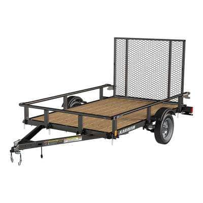 1483 lbs. Payload Capacity Landscape Trailer