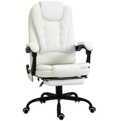 Reclining Office Chairs Home Office Furniture The Home Depot