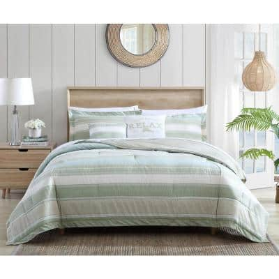 Serenity Cotton Comforter Set