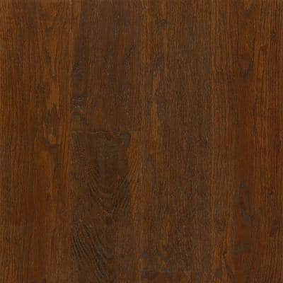 American Vintage Scraped Highland Trail Oak 3/4 in. T x 5 in. W x Varying L Solid Hardwood Flooring (23.5 sq.ft./case)